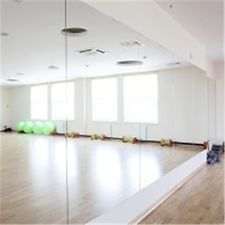 6ft x 4ft 6mm Large Gym / Dance Mirror Sheet