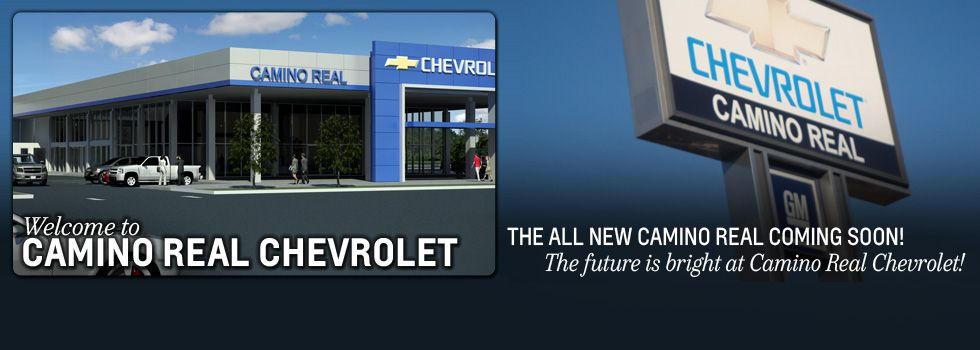 Camino Real Chevrolet | Los Angeles Chevy Dealer In Monterey Park