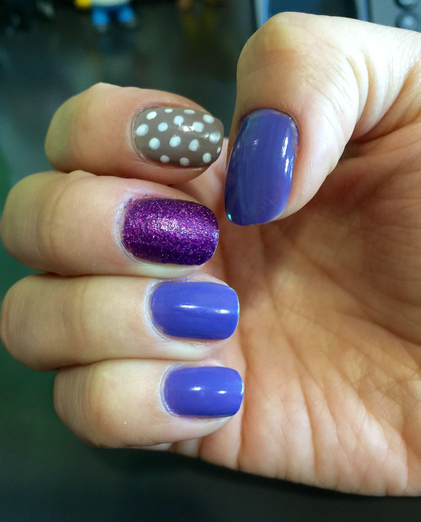 Lilas nails
