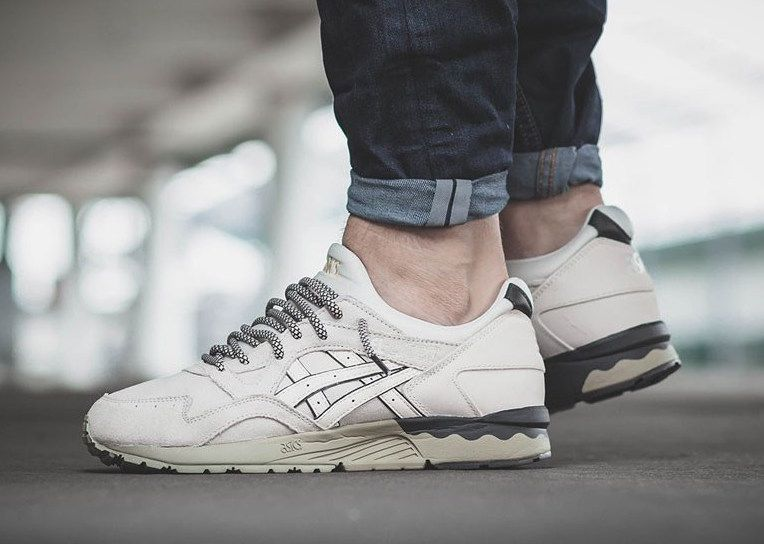 ASICS Gel Lyte V Off-White - Sneaker Bar Detroit