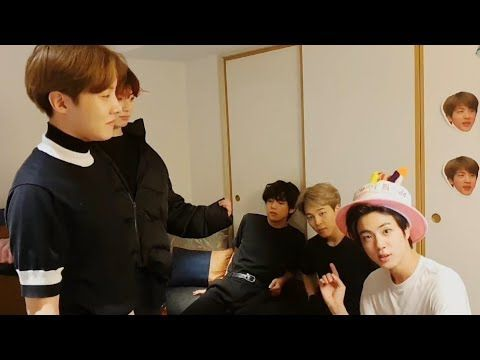 191203 [Eng Sub] BTS Surprise VLive for Jin's Birthday | Happy Birthday Jin! #JinDay #happybirthdayjungkook 191203 [Eng Sub] BTS Surprise VLive for Jin's Birthday | Happy Birthday Jin! #JinDay - YouTube #jinbirthday