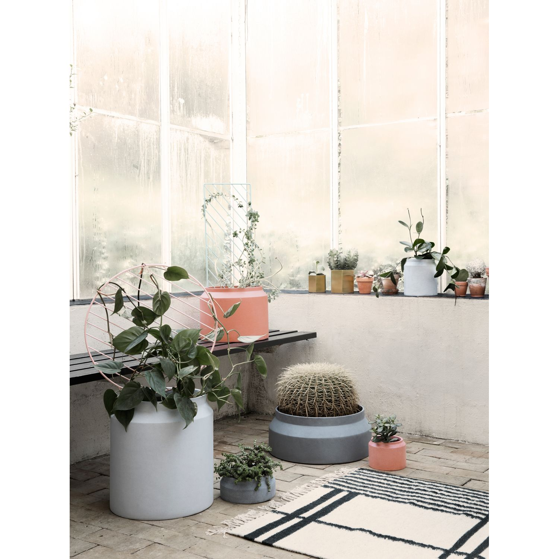 Plant Wall espalier fra Ferm Living. Hold oppe plantene dine med stil og la dem vokse og slynge seg ⎮