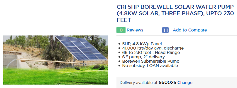 Features Inbuilt Mppt Tracking For Maximum Power Harvesting Automatic Switchover Between Eb And Solar Real Tim Solar Water Pump Solar Water Pumps