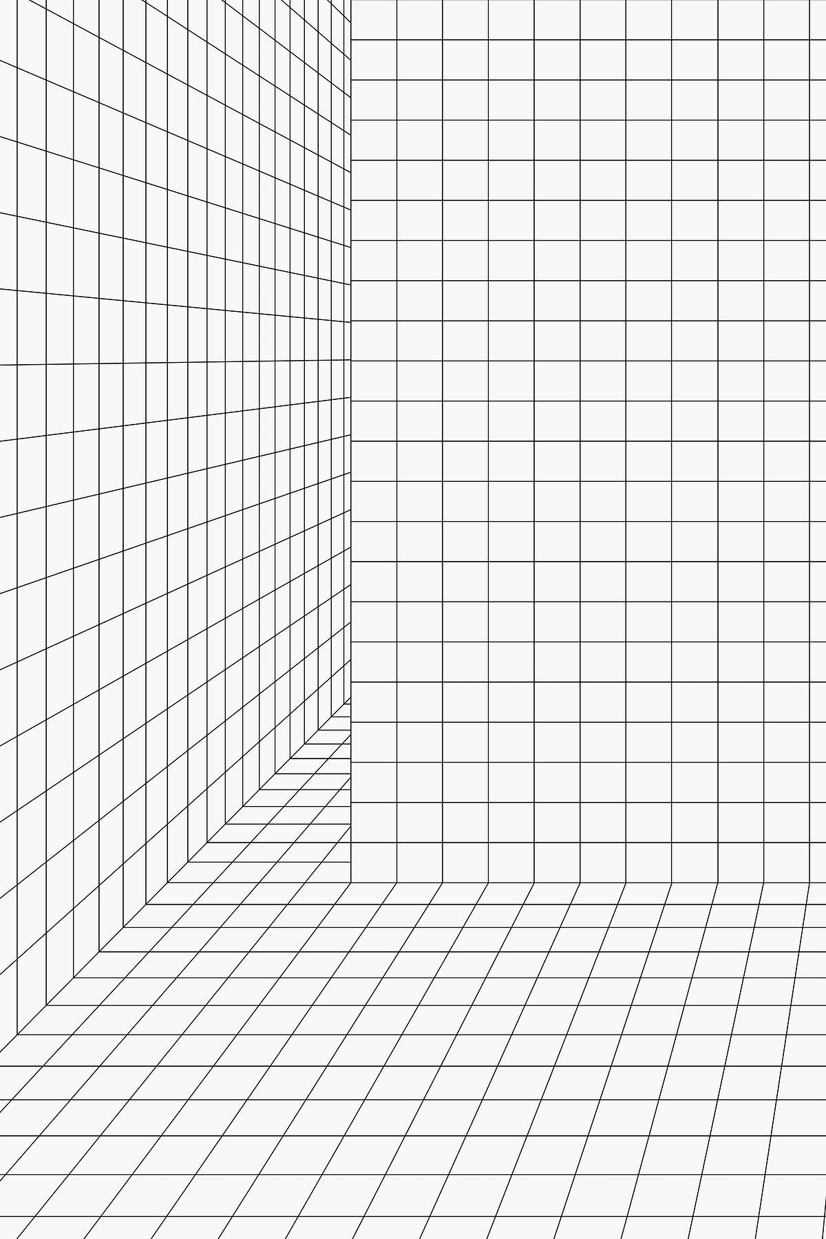 3d Grid Wireframe Grid Room Background Design Element Free Image By Rawpixel Com Aew In 2021 Background Design Design Element Wireframe