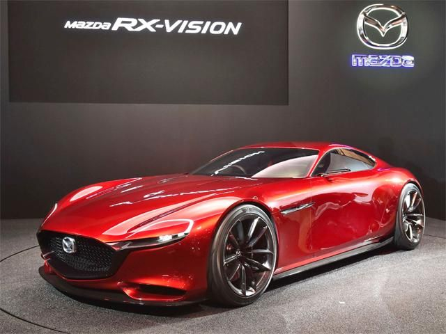Check Out The Super Cool Cars Displayed At Tokyo Auto Salon - Cool mazda cars