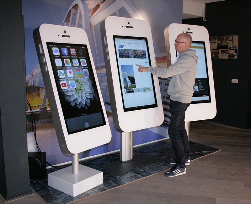 Image result for Amazing Tech Ideas to Make your Exhibition Booth Stand out