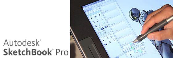 Sketchbook Pro La App Para Dibujar En Tu Tablet Ya Sea Android O Ios Sketchbook Pro Aplicaciones De Dibujo Y Tablets