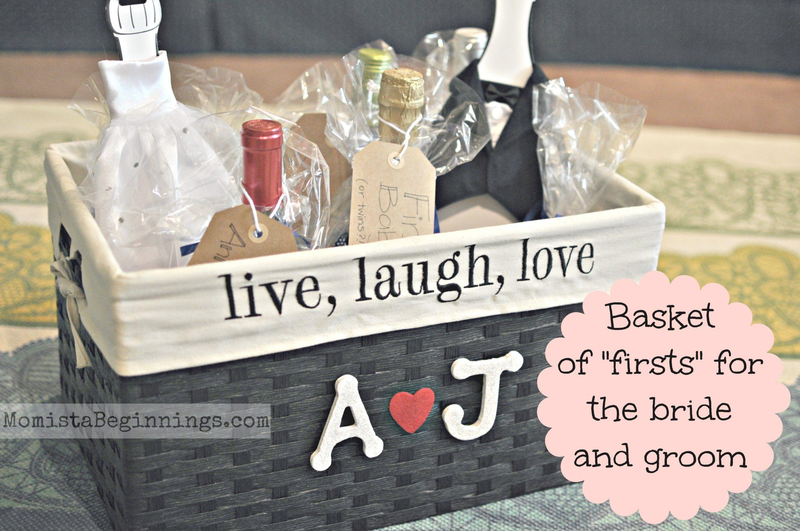 32 Perfect Wedding Gift Baskets For Bride And Groom Diy Wedding