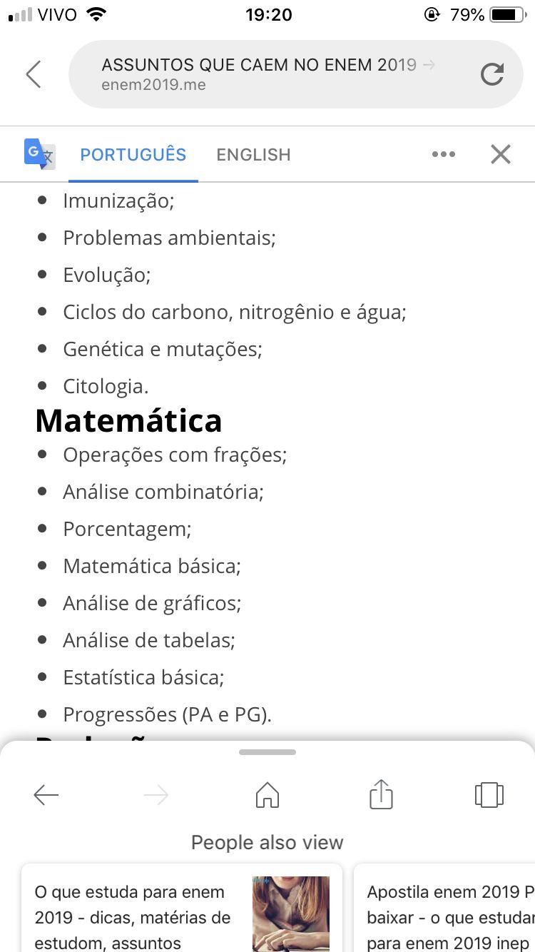 Pin De Fernanda Dos Santos Peixoto Em Estudos Enem Estudar Enem