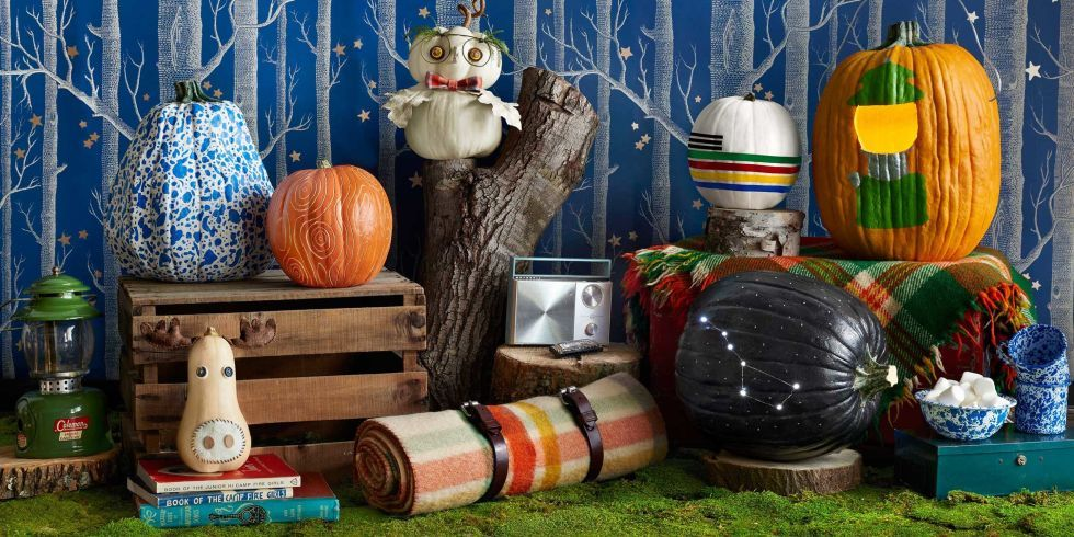 85+ New Ways to Decorate Your Halloween Pumpkins Easy halloween - easy halloween pumpkin ideas