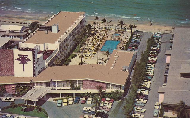 Thunderbird Resort Motel Miami Beach Florida By The Pie S Via Flickr