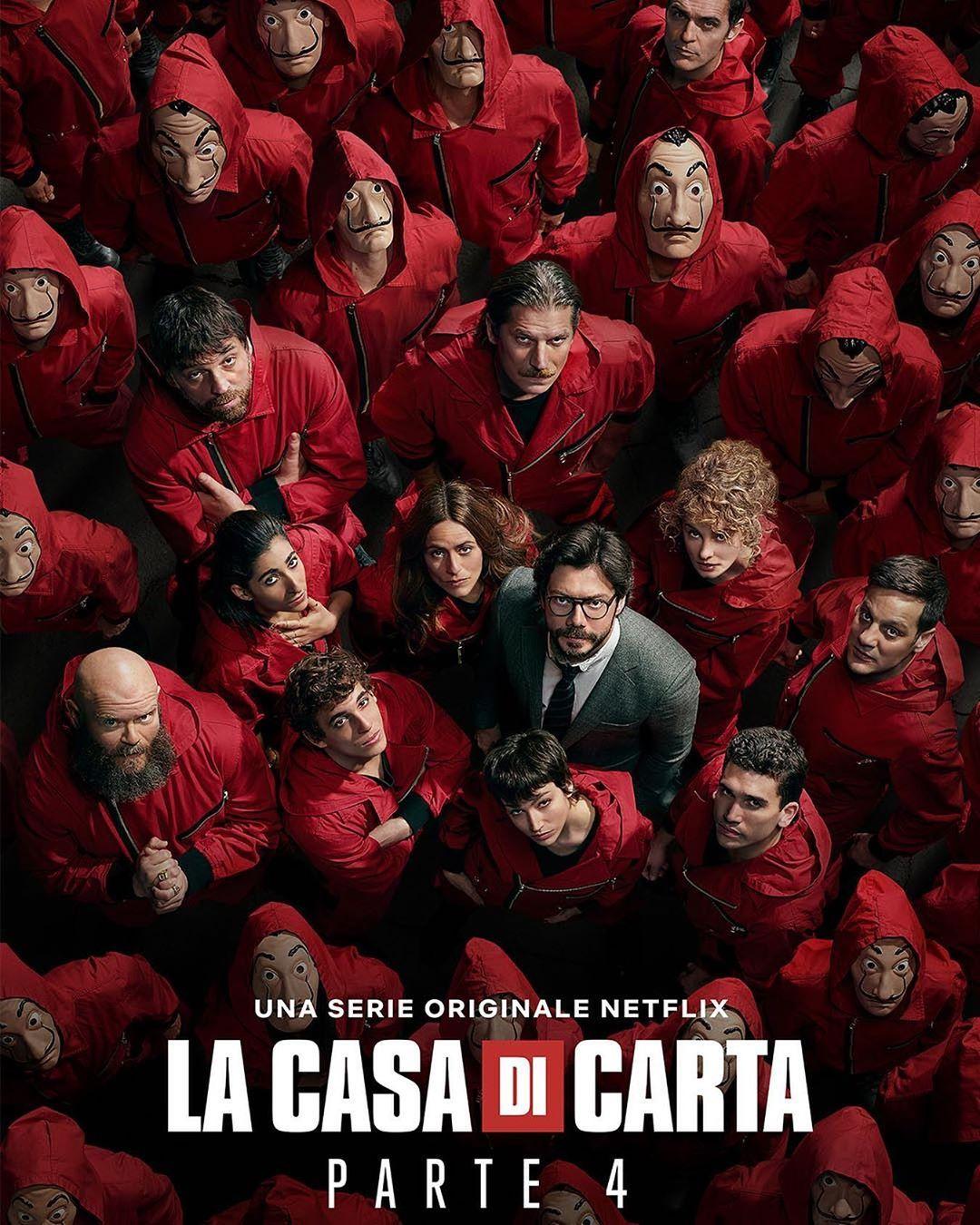 Mi Piace 267 4 Mila Commenti 3 383 Netflix Italia Netflixit Su Instagram Trova Berlino 22 Giorni A Lcdp P Casa Di Carta Case Di Carta Netflix