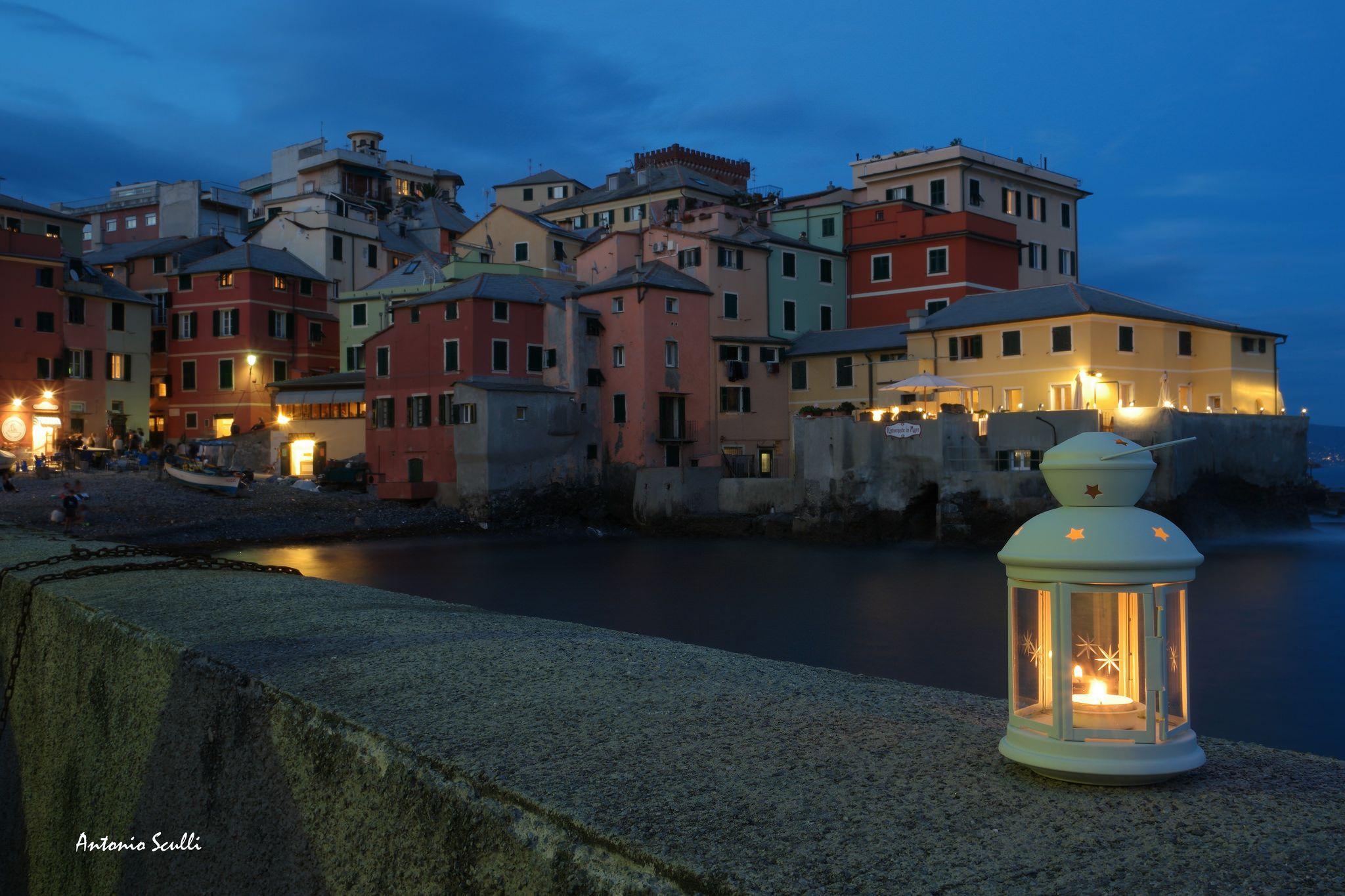 https://flic.kr/p/HpFf77 | Boccadasse (Ge) | Quando uno va a Genova è ogni volta come se fosse riuscito ad evadere da sé .... F.Nietzsche