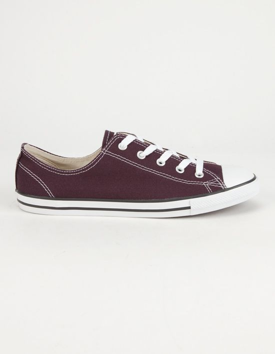 4c9c37b481c8 CONVERSE Chuck Taylor All Star Dainty Low Womens Shoes