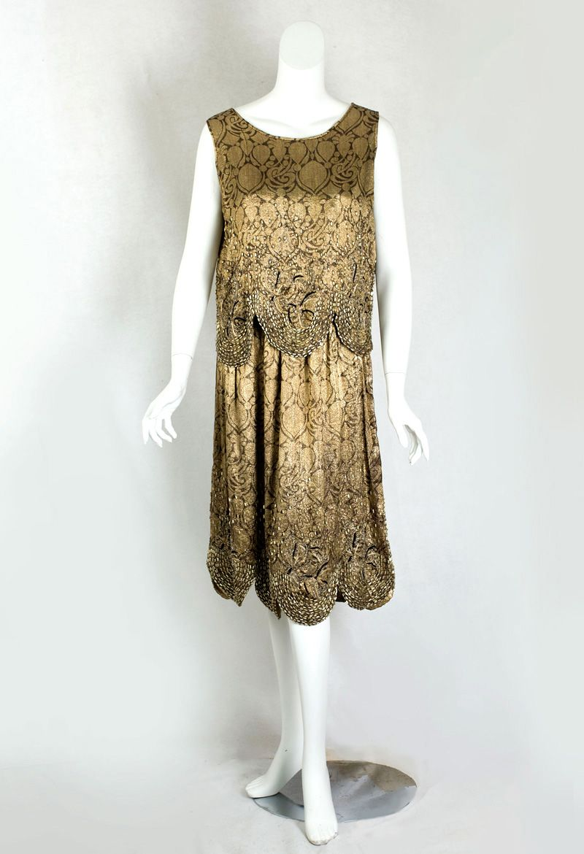 S beaded flapper dress dressinu in the us pinterest