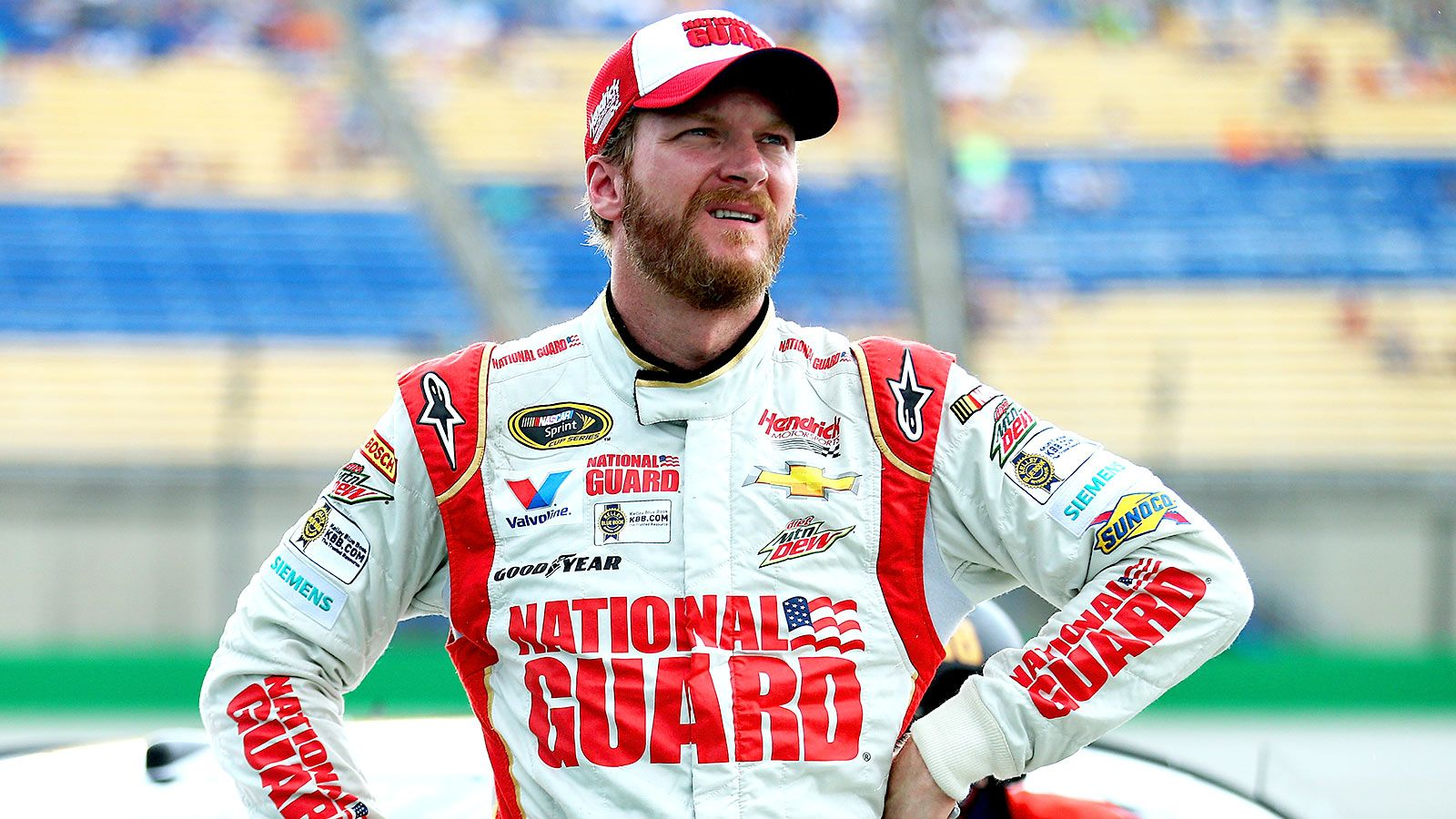 National Guard wants to end Earnhardt sponsorship