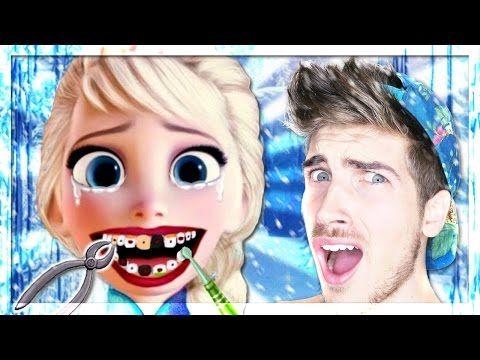 Wtf Happened To Elsa Frozen Makeup Games Youtube Indira - Frozen-makeup- games