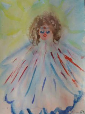 RunoMaalari: Toinen enkeli