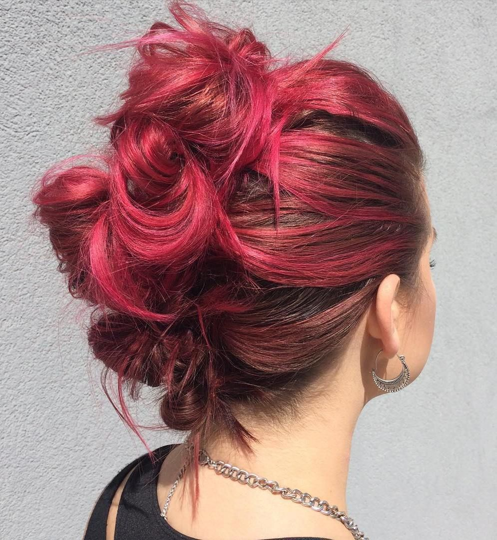 most gorgeous mohawk hairstyles of nowadays