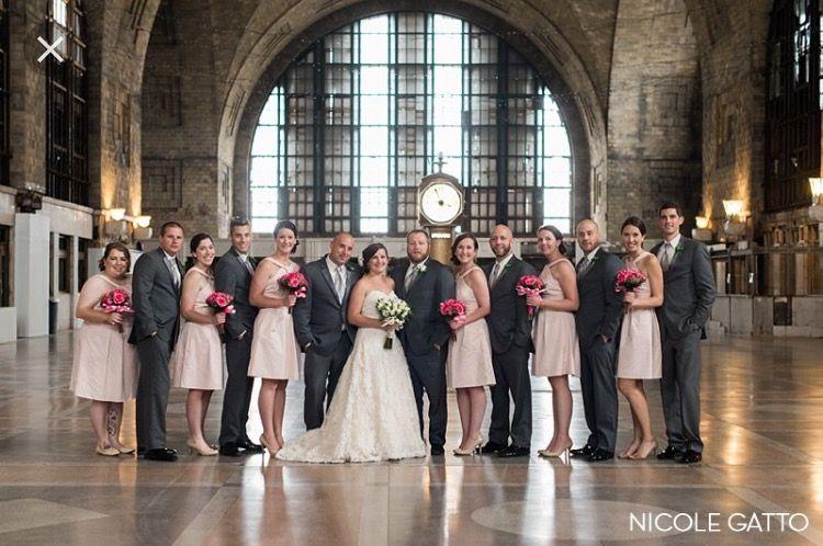 Central Terminal Buffalo Ny Buffalo Wedding Artistic Wedding Photography Wedding Photography