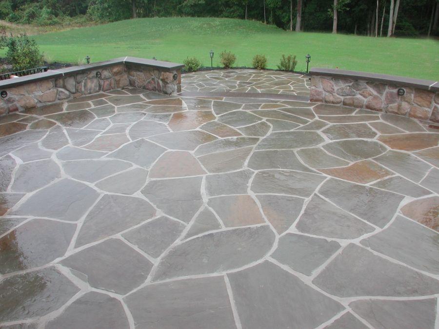 Landscaping Services Bucks Montgomery County: ELAOutdoorLiving.com ... Flagstone  PatioCrabsOrchardsMontgomery ...