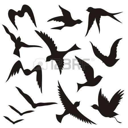 Resultat De Recherche D Images Pour Vitrail Vol D Oiseaux