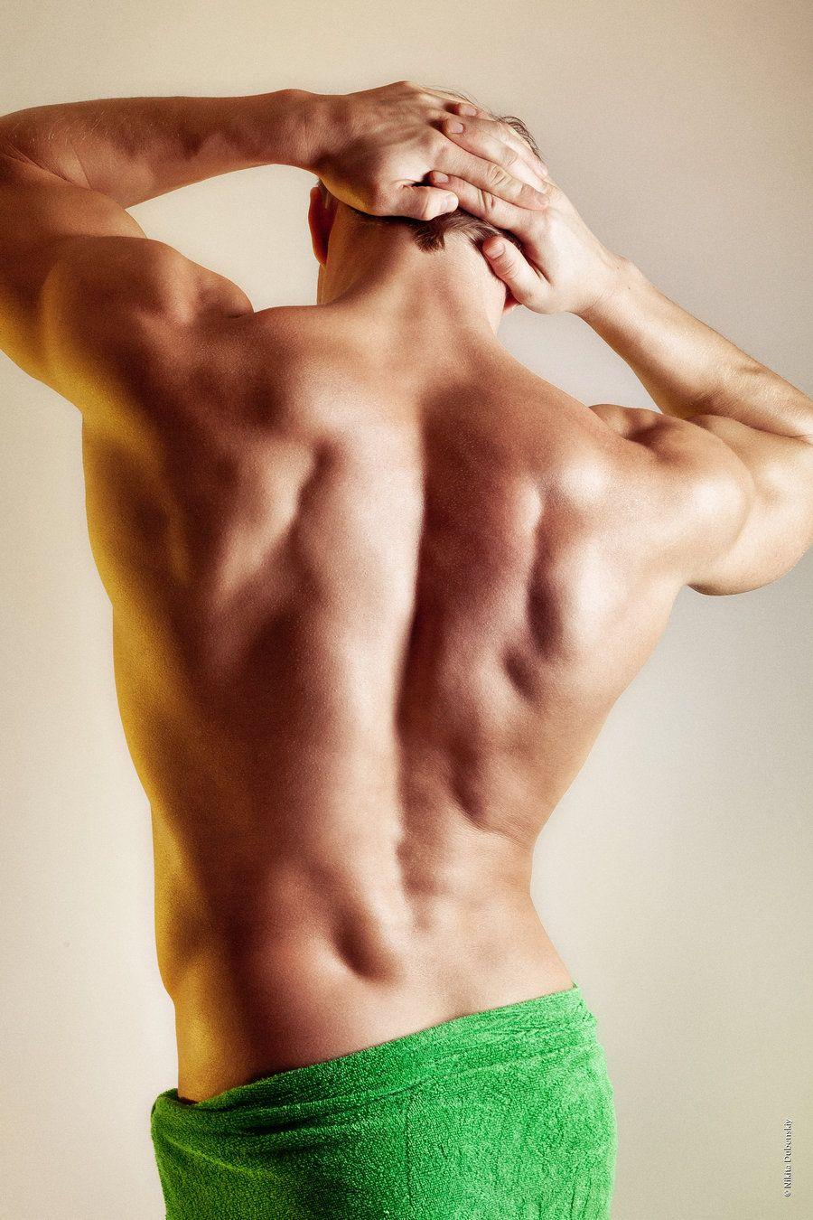 Strong back by DIVASOFT.deviantart.com on @deviantART