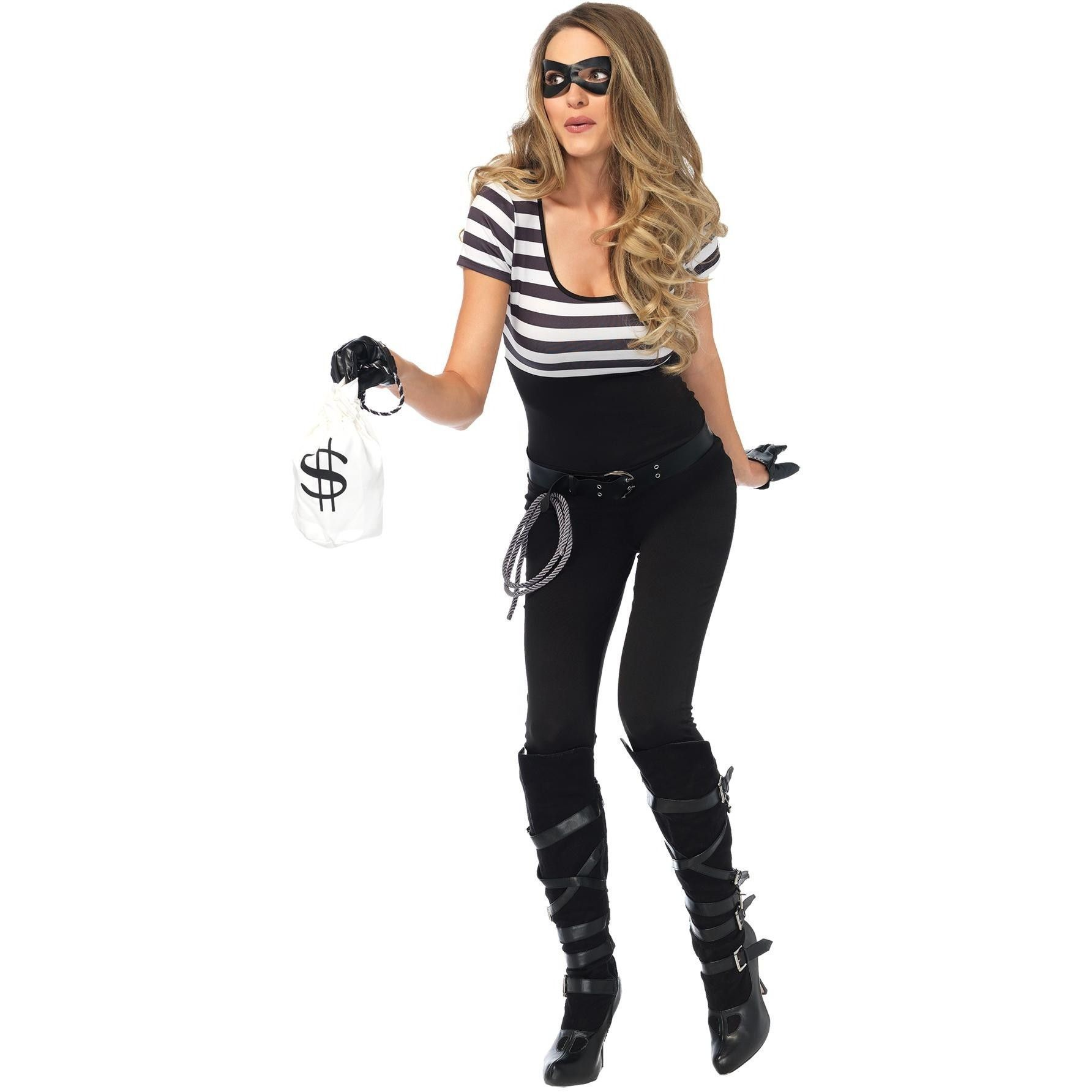 Bank Robbin Bandit Small (With images) Robber costume
