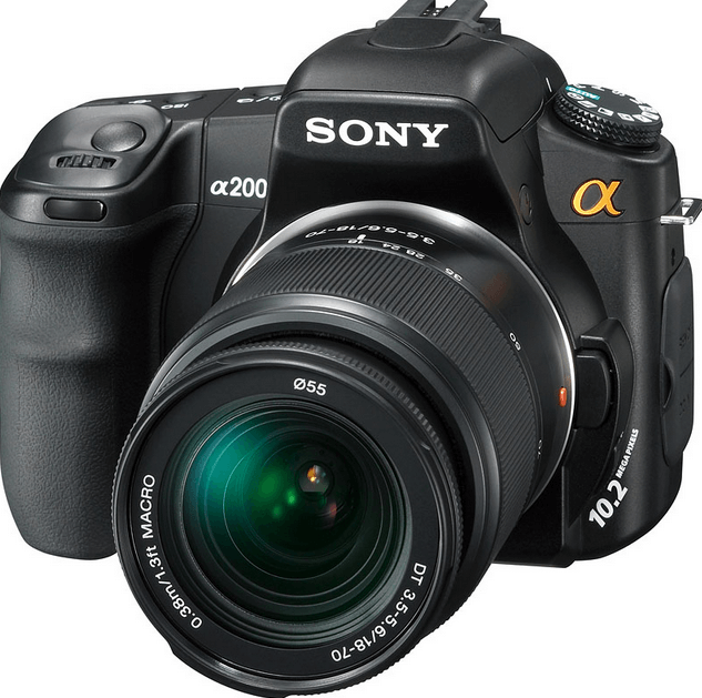 Sony A230 Manual For Sony Sophisticated Dslr Camera Device In 2020 Sony Dslr Camera Best Digital Camera Best Camera For Photography