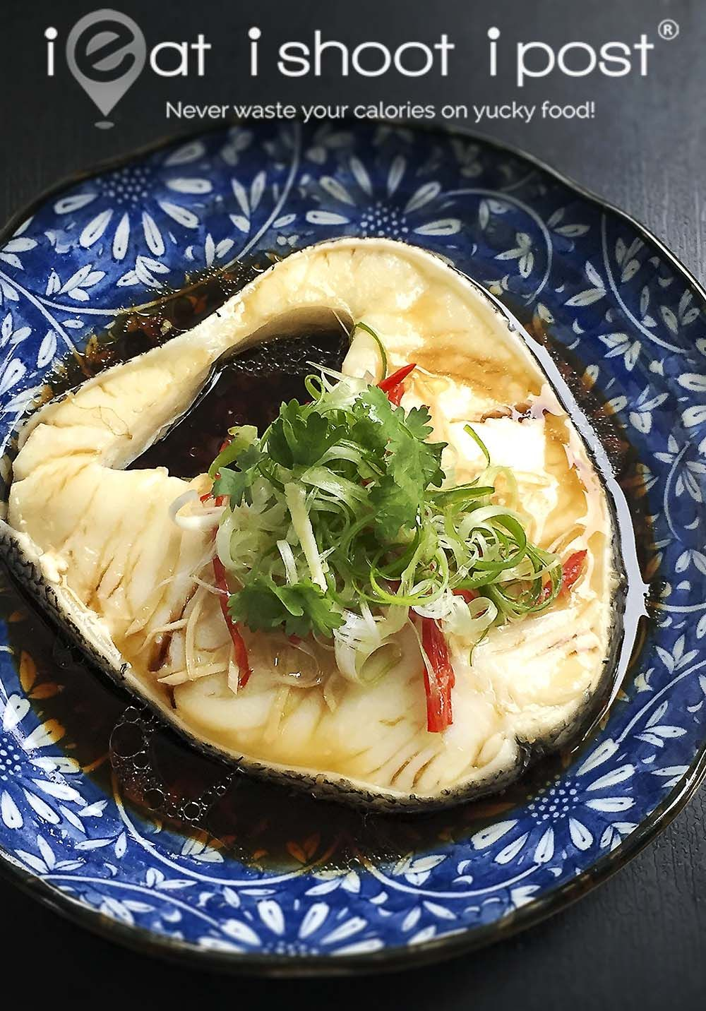 Cantonese Style Steamed Fish Recipe Ieatishootipost Steamed Fish Recipes Fish Recipes Steamed Fish