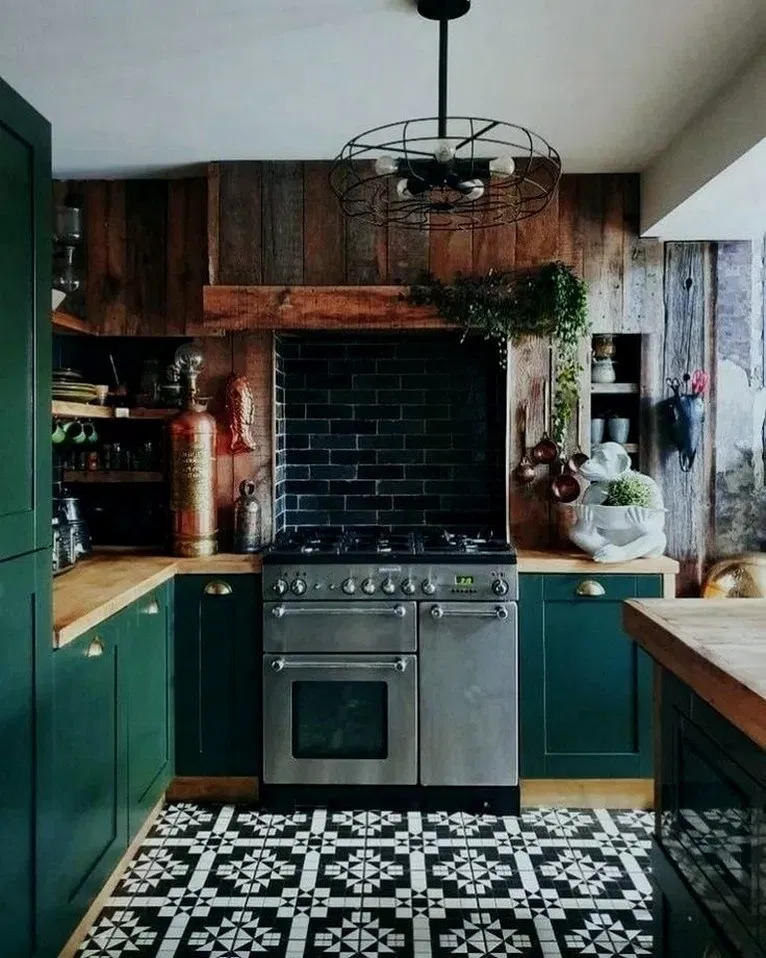 25+ Important Things That Will Make Your Kitchen #darkkitchencabinets