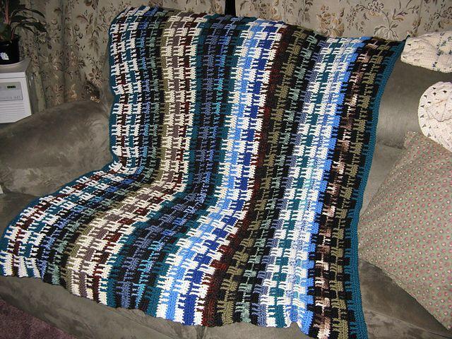 Scrap Of Beauty Pattern By Kristin Yarn Lover S Room Crochet