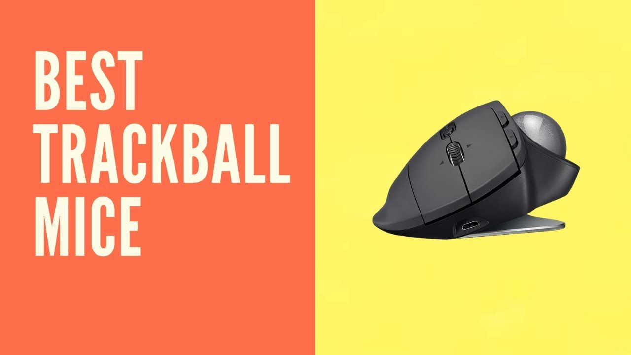Best Trackball Mice Of 2020 - Why do Pros use a Trackball mouse?