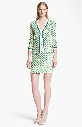 Missoni Square Stitch Dégradé Cardigan | Nordstrom