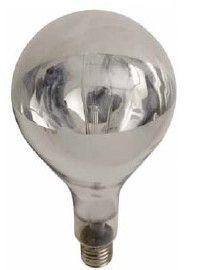 100W Chrome 110-130-Volt E39 Light Bulb