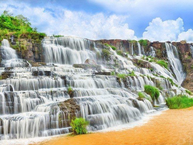 Водопад Понгур - Путешествуем вместе