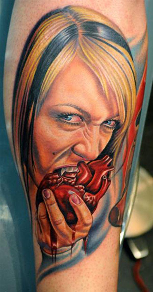 30+ #Amazing #Halloween #Tattoo #Designs