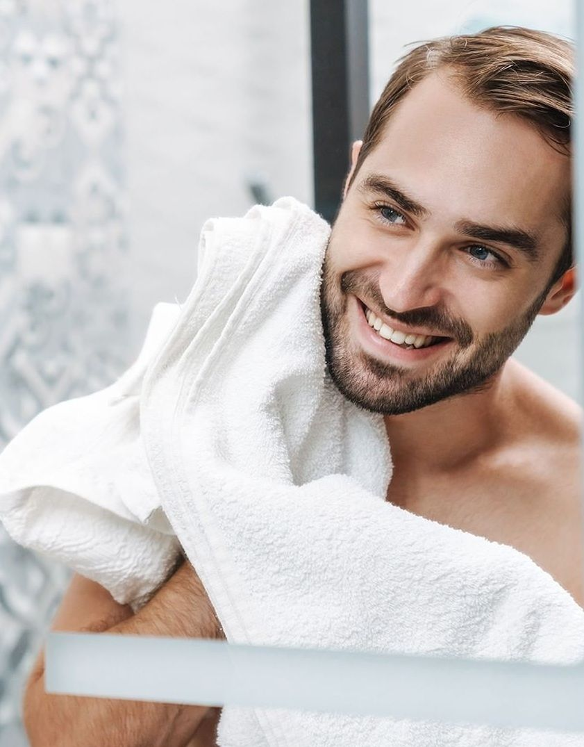 5 Simple Facial Skin Care Routine For Men To Follow In 2020 Facial Skin Care Routine Men Skin Care Routine Simple Skincare Routine