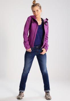 5857a7812847 The North Face - SHINPURU - Hardshelljacke - wood violet