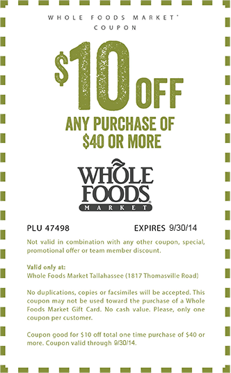 image about Whole Foods Printable Coupons named Simply click for printable coupon coupon codes Entire foods recipes