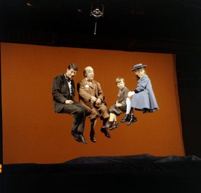 Step In Time Behind The Scenes Of Mary Poppins Disneys Mary