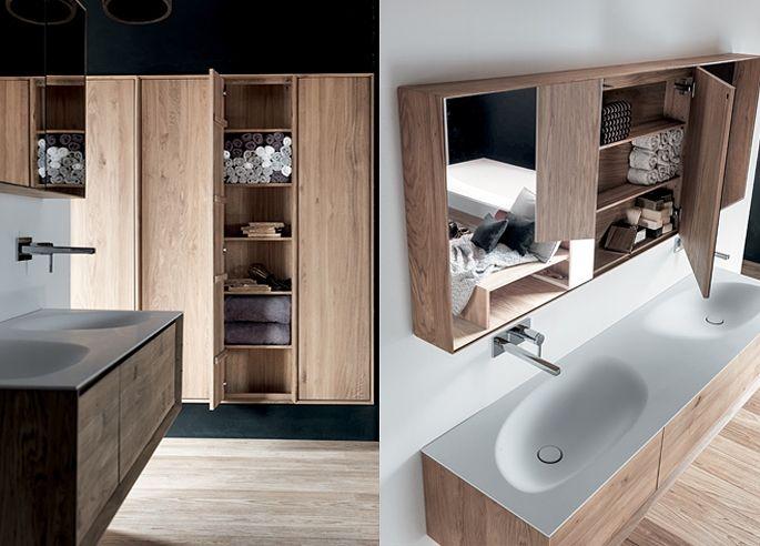 Round Double H1 5 By Falper Wash Basins Badezimmerideen