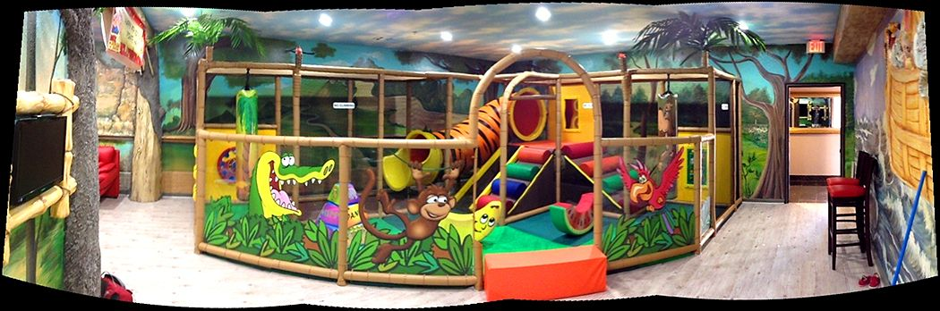 Ihram Kids For Sale Dubai: Jungle Themed Indoor Playground Equipment By #Iplayco