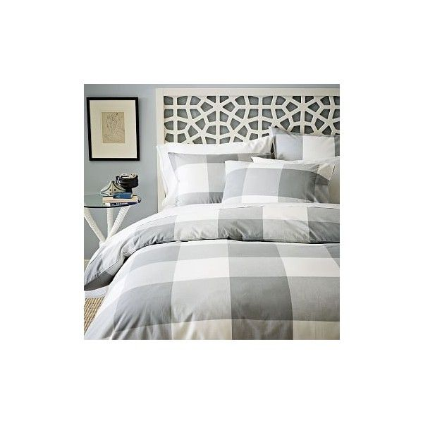 West Elm West Elm Morocco Headboard Queen White Lacquer Bed