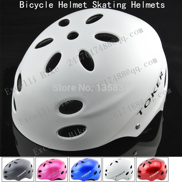 (54.00$)  Watch here  - Cycling Helmets EU:CE EN1078 /US:CPSC /UK:UKAS Certification Fibre Bike Skateboarding Protectors Bicycle Helmet Skating Helmets
