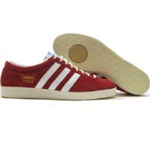 Adidas Gazelle Vintage (ruby white metallic gold) 807833