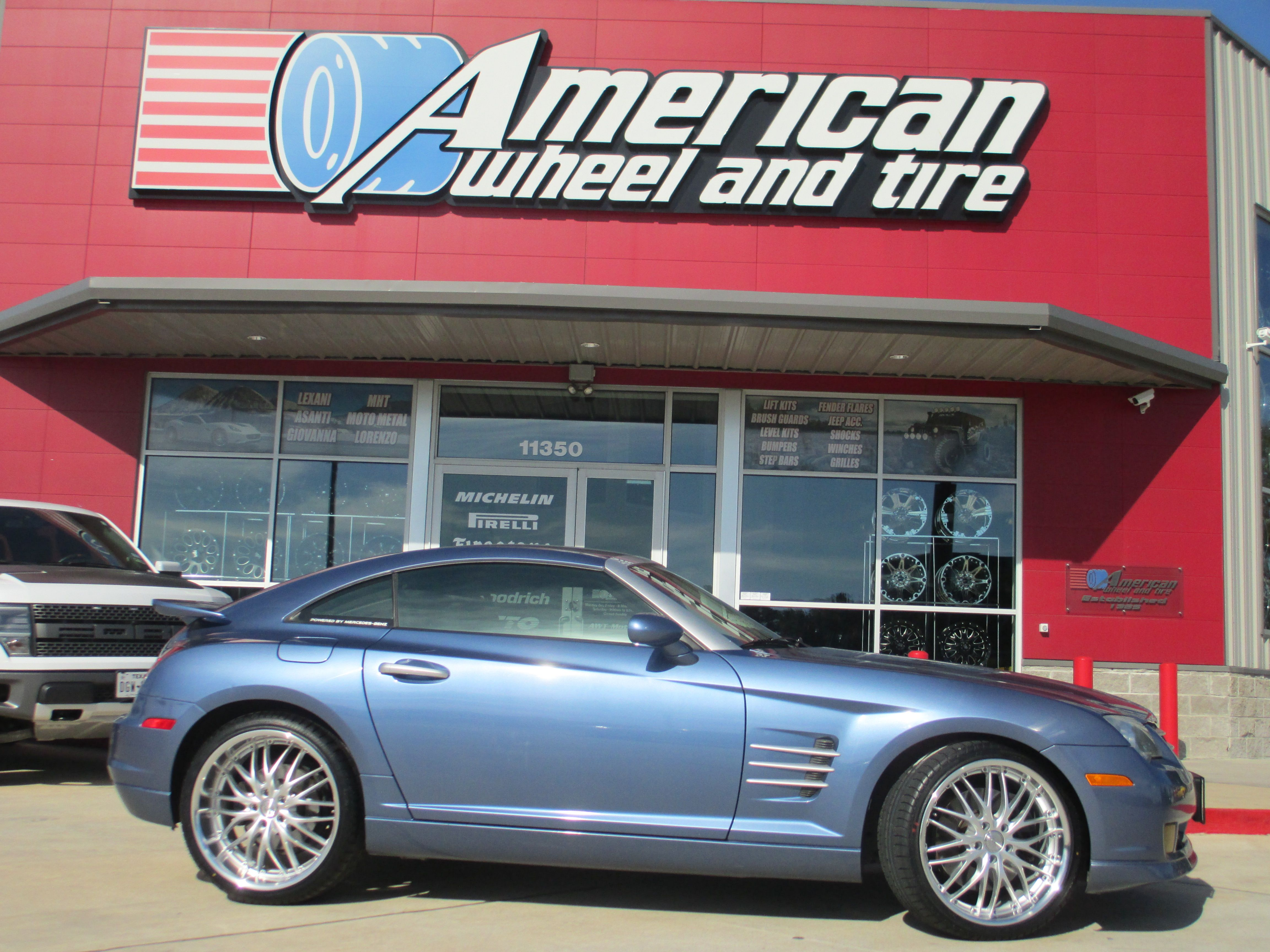 Pin By American Wheel And Tire On Custom Wheels Tires Chrysler