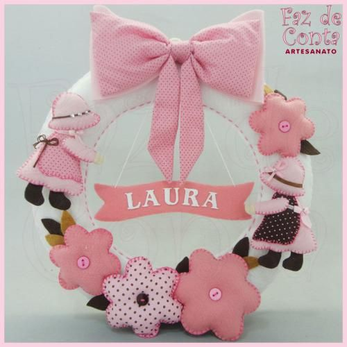quarto de bebe feminino rosa e marrom Pesquisa Google  ~ Quarto Rosa Para Bebe