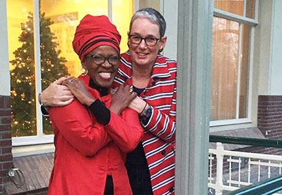 Desmond Tutu daughter forced to quit church position over her same-sex marriage