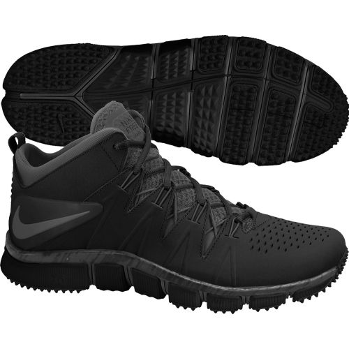 7f57705ad1150 Nike Mens Free Trainer 7.0 Training Shoes Black Anthracite 599086 ...